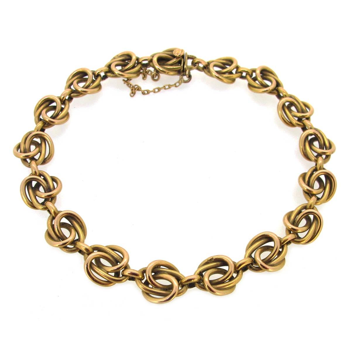 18ct Gold Bracelet