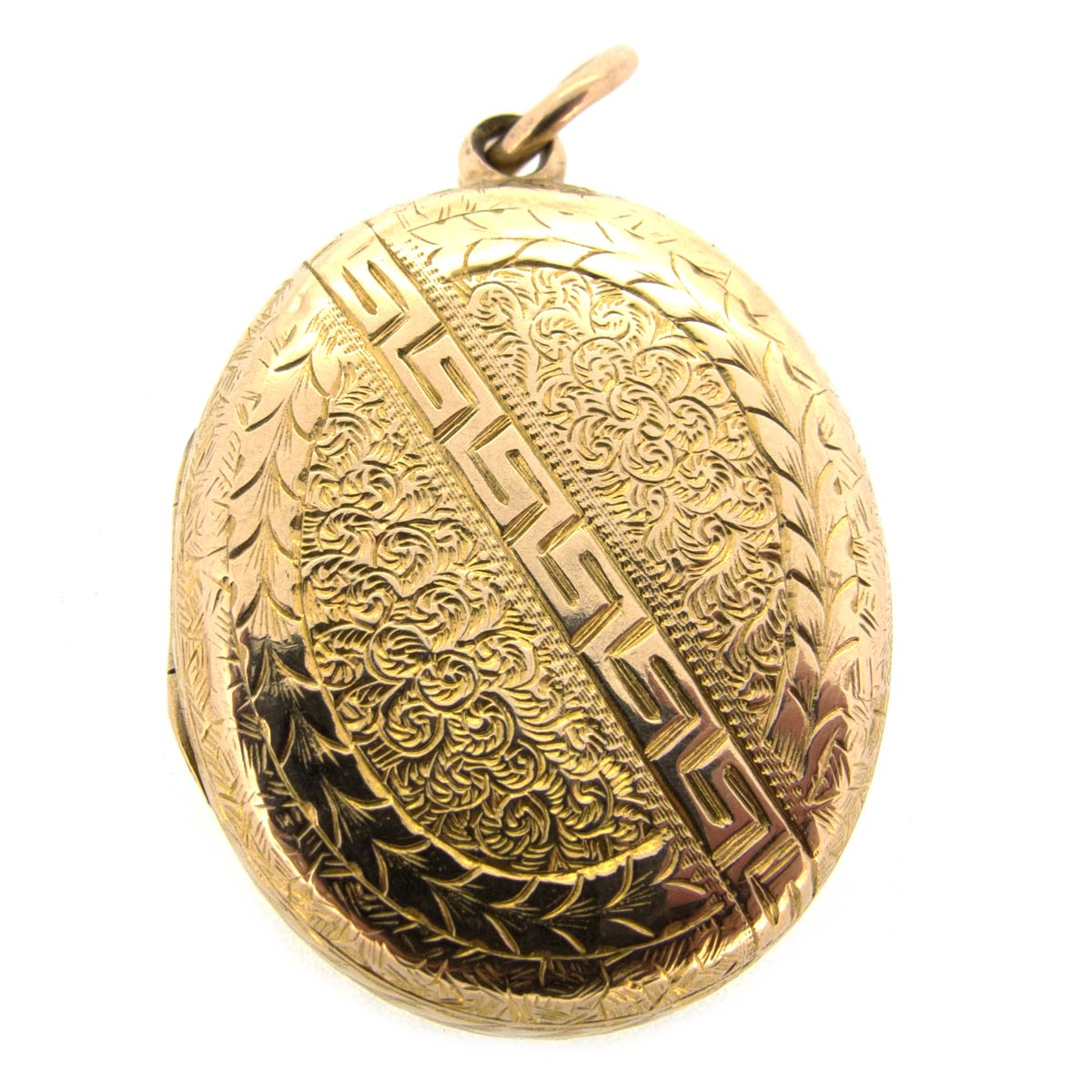 Antique 4 Picture Locket
