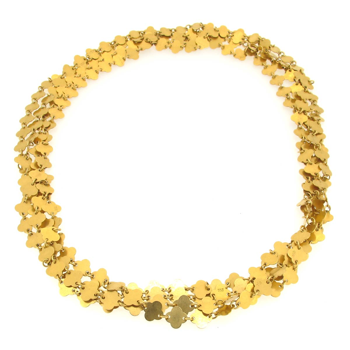 18ct Gold Long Necklace