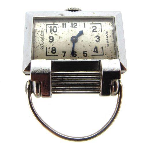 Art Deco LeCoultre Pendant Watch