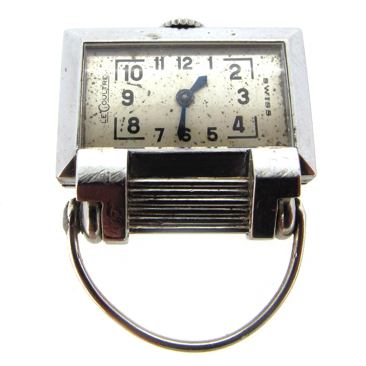 Art Deco LeCoultre Pendant Watch